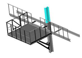 Промислові металоконструкції