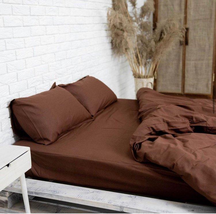 Комплект постельного белья Хлопок GOLD LUX №0310