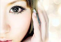 Цветные крейзи линзы Черные линзы для глаз. Желтые цветные линзы. Черно желтые линзы. Цветные линзы