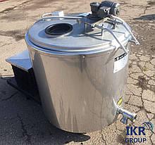 Охолоджувач молока/ Охладитель молока, воды, сока Alfa Laval на 200 литров б/у