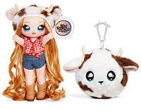 Игровой набор для девочек с куклой NA! NA! NA! SURPRISE S2 W1 Анабель Мууши.