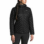 The North Face ThermoBall Insulated Hoodie - women's. Жіноча спортивна куртка., фото 4