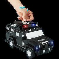 Детская копилка в виде полицейской машины, фото 1