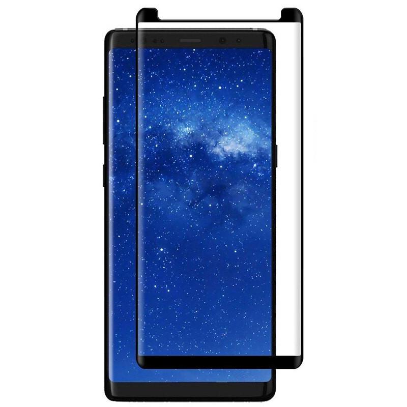 Защитное стекло 3D Edge (full glue) (без упаковки) для Samsung Galaxy Note 8