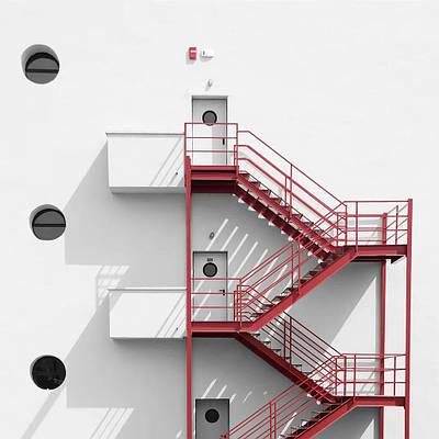 Промислові сходи, промислова сходи