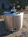 Танк охладитель молока 500 литров Alfa Laval б/у, фото 2