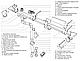 """Произвольное Колено водосточной трубы (от 70 до 170 градусов), водосточной системы """"Profil"""" 90/75, фото 7"""