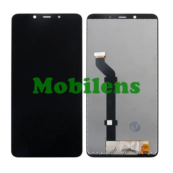 Nokia 3.1 Plus, TA-1104 Дисплей+тачскрин(модуль) черный High Copy