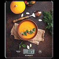 Весы кухонные Scarlett SC-KS57P55