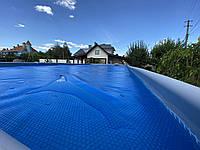 Часто задаваемые вопросы о солярной пленке для бассейна.