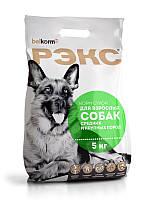 Корм сухой для собак «Рэкс» средних и крупных пород премиум  15 кг