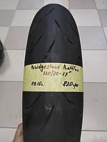 Bridgestone Battlax 120 70 17 (09.15) Мото резина шина покрышка колесо