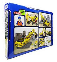"""Конструктор """"Excavator machinery"""" 1289, фото 2"""
