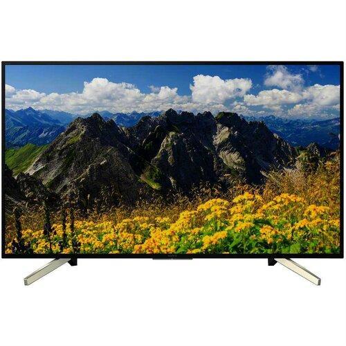 Телевизор Sony KD65XF7596  (MXR 1000/ Ultra HD/ 4K/ Android / 4K X-Reality™ PRO/ 24p True Cinema)
