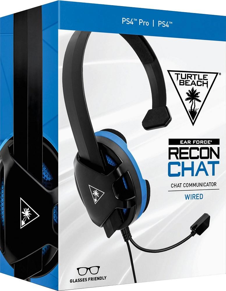 Гарнітура для PS4 Turtle Beach Recon Chat Headset