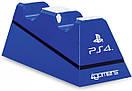 Зарядная станция для 2-ох геймпадов Sony Dualshock 4 (Blue) (4Gamer), фото 3