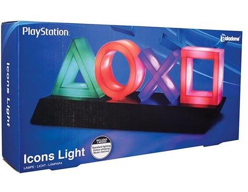 Лампа Paladone PlayStation Icons Light V2