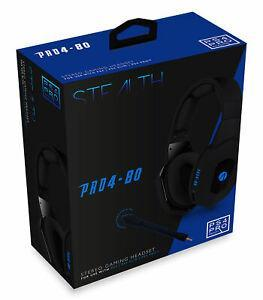Навушники для PS4 Stealth PRO4-80 Stereo Gaming Headset