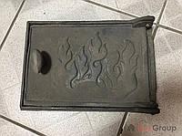 Дверца поддувальные ( чугун) ДП-2