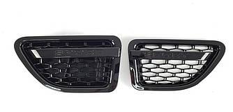 Жабры Range Rover Sport L320 (05-09) стиль Autobiography (черные)