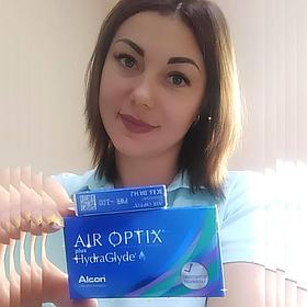 Акція 3+1! Новий подарунок від родини AIR OPTIX.