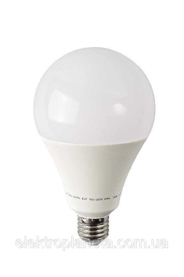 Лампа светодиодная высокомощная ЕВРОСВЕТ 25Вт 4200К (VIS-25-E27)