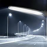 Светильник светодиодный консольный EVROLIGHT 50Вт 5000К MALAG-50 M 6000Лм IP65, фото 5
