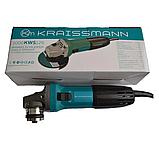 Болгарка Kraissmann 1000-KWS-125L (шнур 4м). Угловая шлифмашина Крайсман (УШМ), фото 5