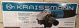 Болгарка Kraissmann 1010 KWS 125EC (регулировка оборотов и поддержание оборотов)., фото 2