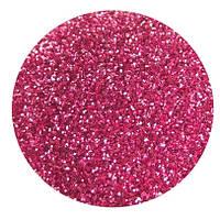 Сухие блестки 50 гр  0,2 мм розовые