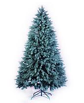 """Искуственная елка """"Зоряна"""" голубая, с шишками, 1,8 м"""