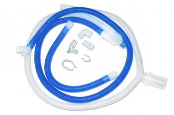 """Контур дыхательный одноразовый """"MEDICARE"""" для новорожденных, с подогревом линии вдоха, с камерой"""