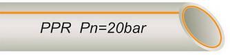 Труба ппр армированная стекловолокном VS Plast 20*3,4 PPR-FR-PERT для водопровода и отопления