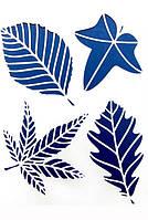 Трафарет 22х33 см Листья