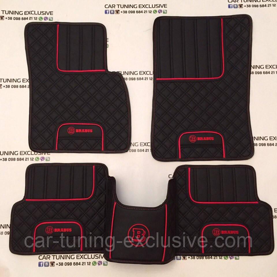 BRABUS floor passenger compartment for Mercedes G-class 4x4²