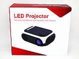 Led Projector YG320C Mini проектор портативный мультимедийный, фото 7