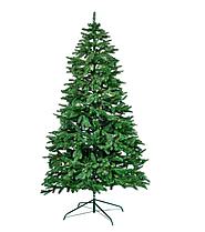 """Искуственная елка """"Полина"""" с шишкой"""" зеленая 2,2 м"""
