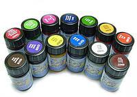 Краски по стеклу прозрачные Kreul Glass Color (обжиг), 20 мл