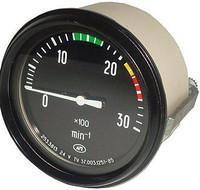 Тахометр электронный 24В 0-3000 об/мин. (от генератора, U-2.34) МАЗ 252.3813 (Автоприбор) (Арт. 2521.3813010)