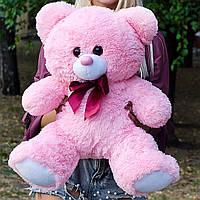 Плюшевый мишка 65 см розовый, лучший подарок на День рождения, 8 марта, День влюбленных