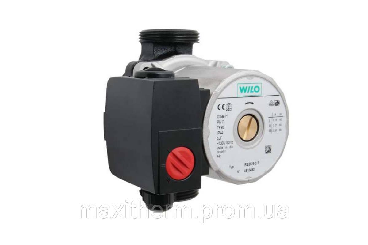 Насос циркуляционный Wilo Star-RS 15/4 130 (серый)
