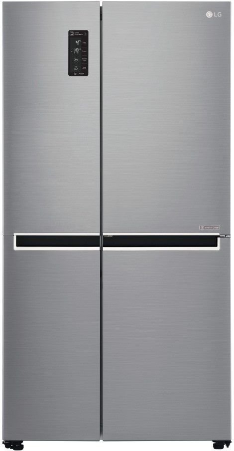Холодильник Side-by-Side LG GSB760PZXZ