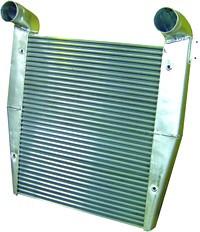 Радіатор охолоджувач надувочного повітря ВНЗ (інтеркулер) КРАЗ (Арт. 65055-1323010)