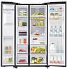 Холодильник с морозильной камерой Samsung RS65R54422C, фото 3
