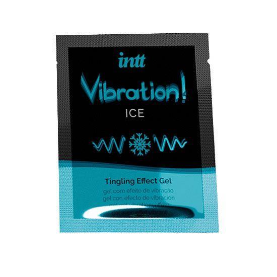 Пробник жидкого вибратора Intt Vibration Ice (5 мл)