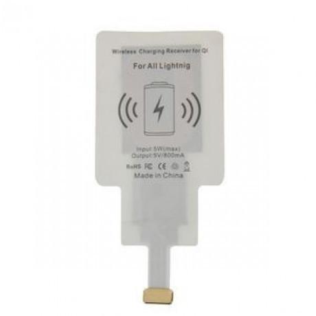 Ресивер QI MicroUSB, адаптер для бездротової зарядки, приймач