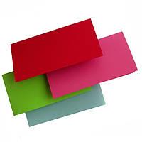 Набір заготовок для листівок 5 шт. 21х10,5 см (вертикаль.) Margo