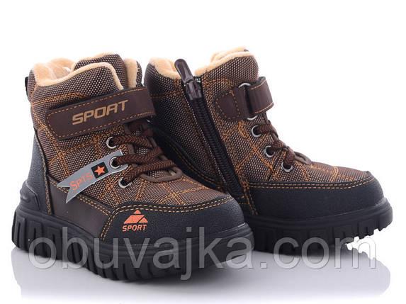 Зимняя обувь Ботинки зимние для мальчиков от фирмы CBT T(23-28), фото 2