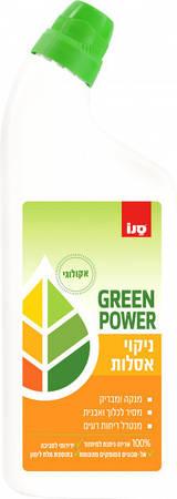Экологическое средство для мытья унитазов 750мл