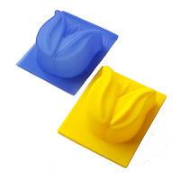 Силиконовая форма для мыла Тюльпаны, 2 шт.